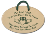 Irish Wall Decor