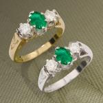 Irish Wedding Engagement Rings