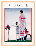 Vogue Cover - August 1925